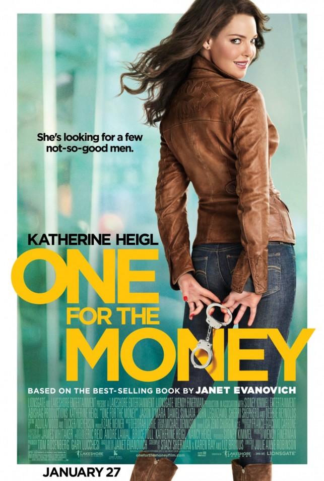 One for the Money 2012 filmas