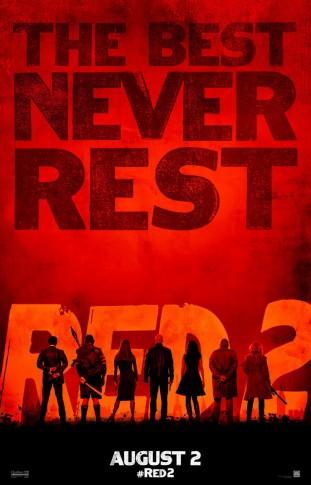 RED 2 2013 filmas
