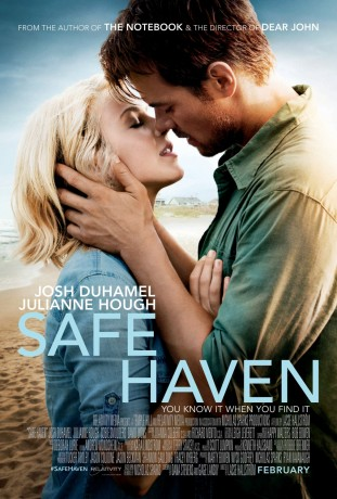 Safe Haven 2013 filmas