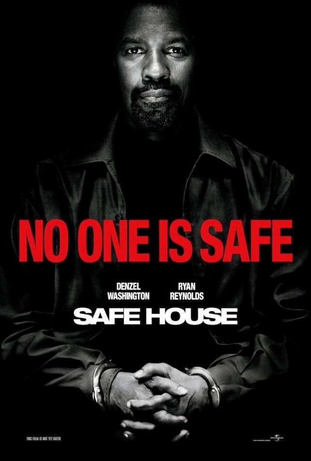 Safe House 2012 filmas