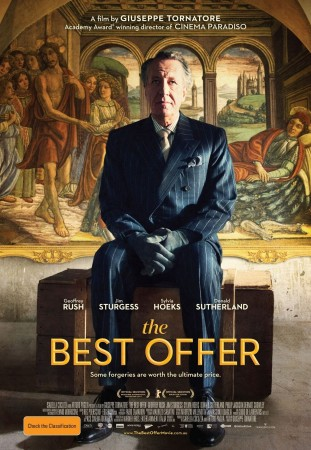 The Best Offer 2013 filmas