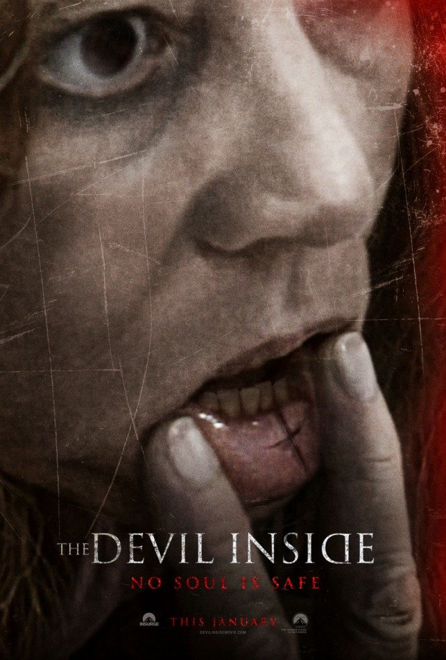 The Devil Inside 2012 filmas