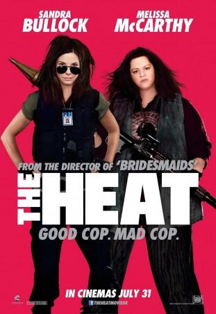 The Heat 2013 filmas