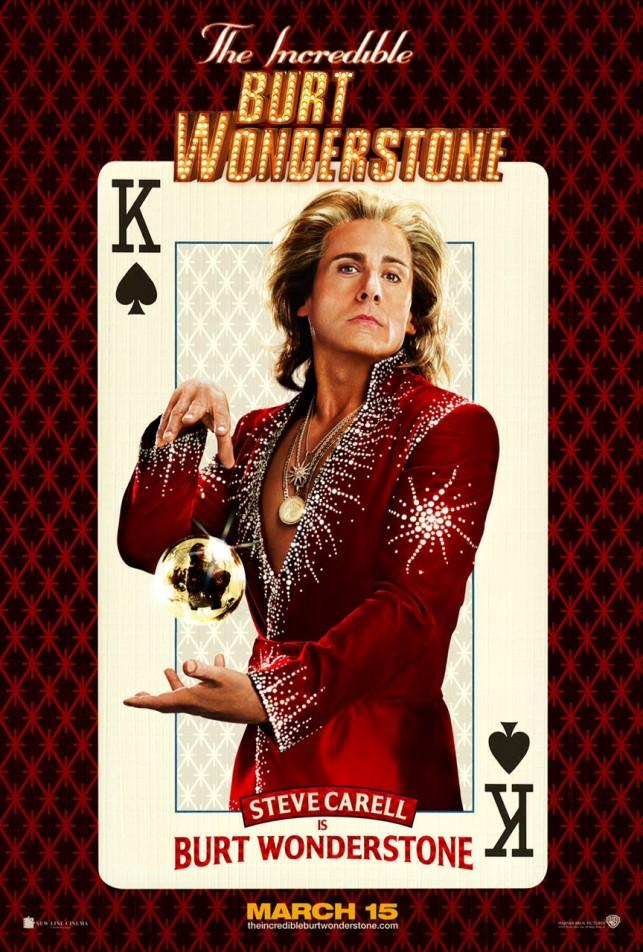 The Incredible Burt Wonderstone 2013 filmas