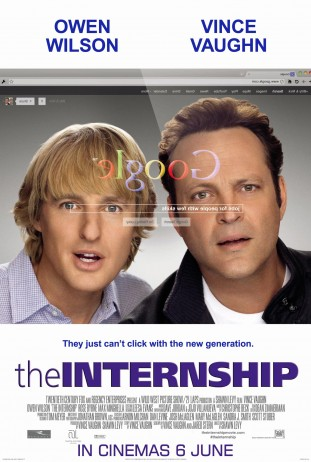 The Internship 2013 filmas