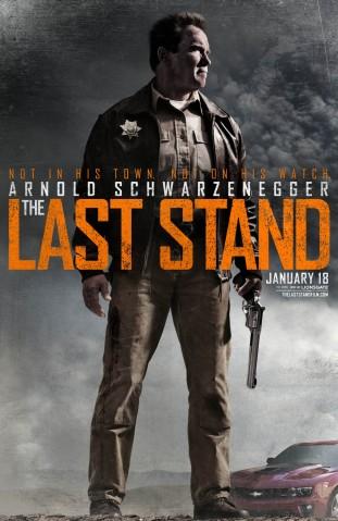 The Last Stand 2013 filmas