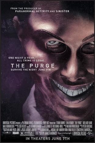 The Purge 2013 filmas