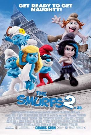 The Smurfs 2 2013 filmas