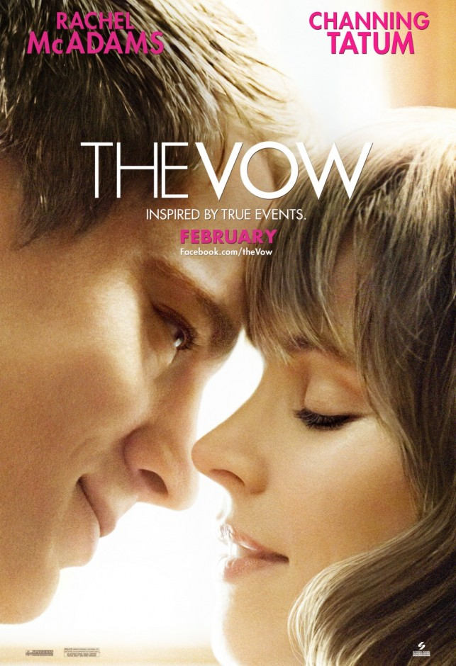 The Vow 2012 filmas