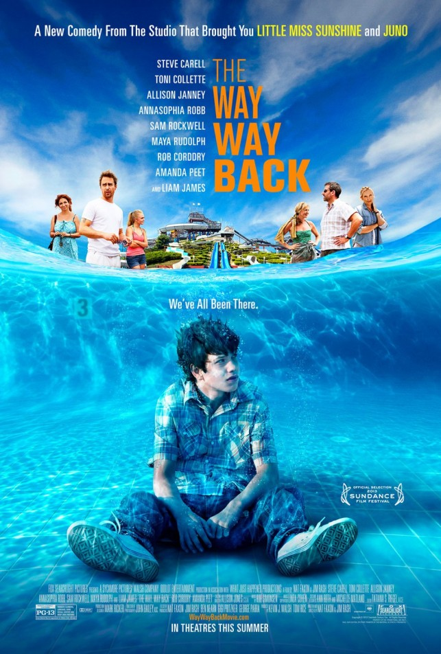 The Way Way Back 2013 filmas