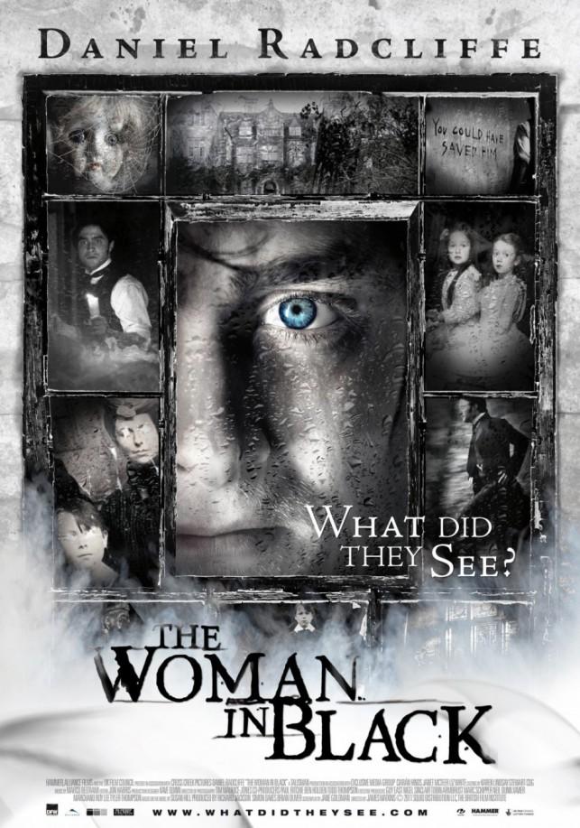 The Woman in Black 2012 filmas