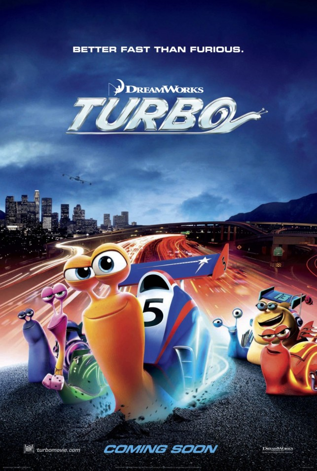 Turbo 2013 filmas