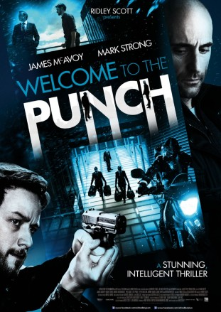 Welcome to the Punch 2013 filmas