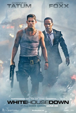 White House Down 2013 filmas