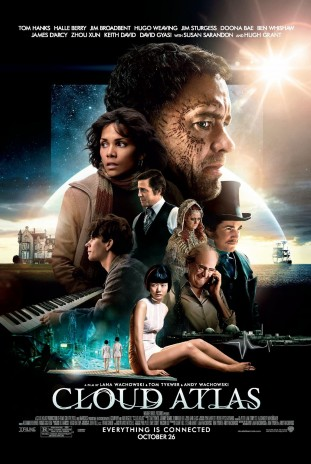 Cloud Atlas 2012 poster