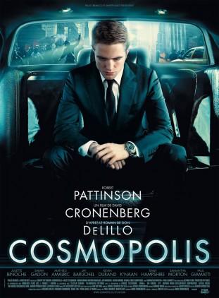 Cosmopolis 2012 poster