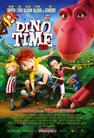Dino Time 2012 poster