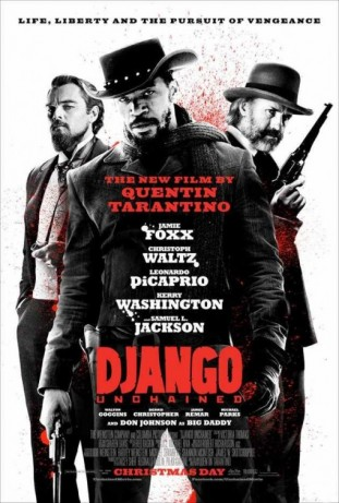 Django Unchained 2012 poster