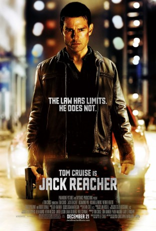 Jack Reacher 2012 poster