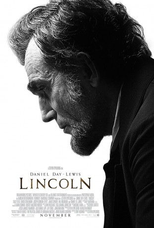 Lincoln 2012 poster