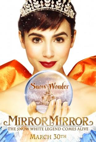 Mirror Mirror 2012 filmas