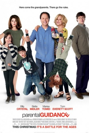 Parental Guidance 2012 poster