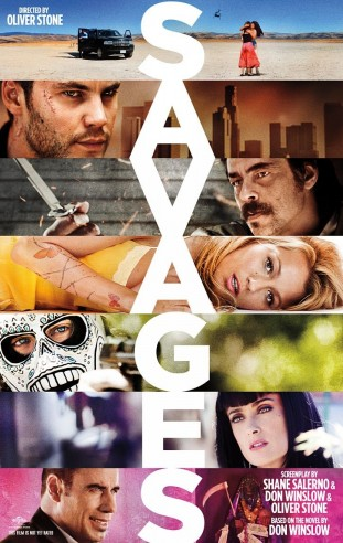 Savages 2012 poster