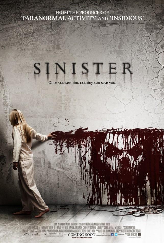 Sinister 2012 filmas