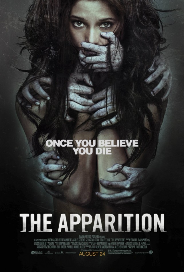 The Apparition 2012 poster