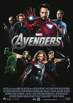 The Avengers 2012 filmas