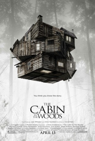 The Cabin in the Woods 2012 filmas
