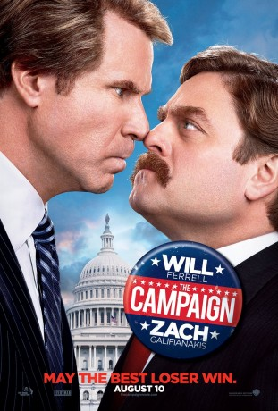 The Campaign 2012 poster