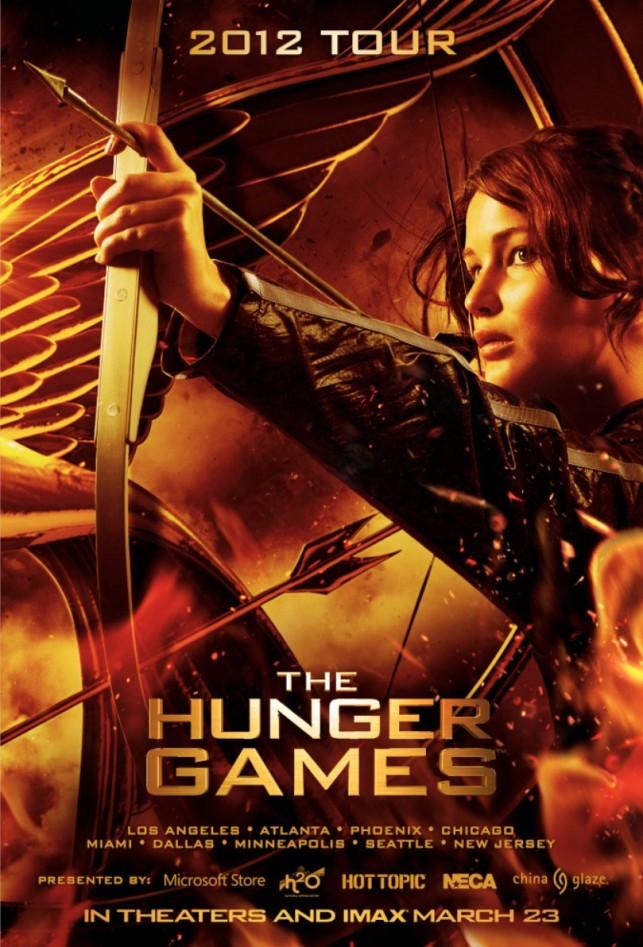 The Hunger Games 2012 filmas