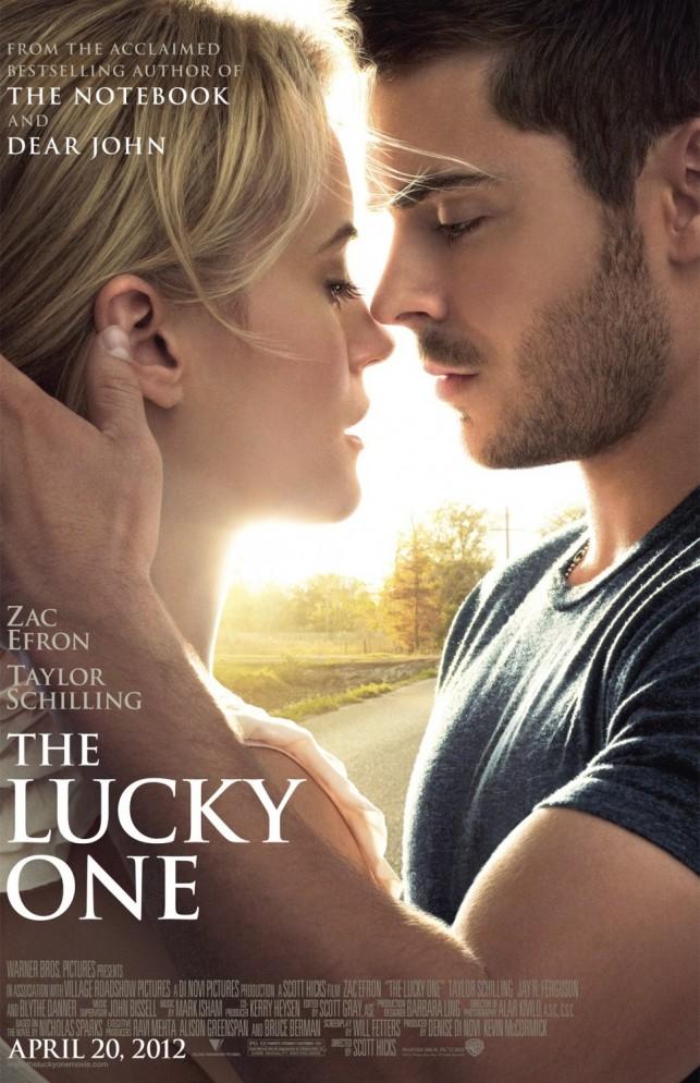 The Lucky One 2012 filmas
