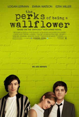 The Perks of Being a Wallflower 2012 poster