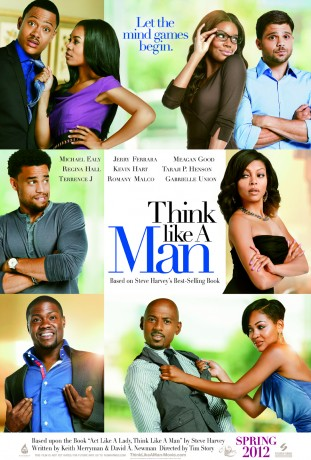 Think Like a Man 2012 filmas