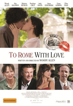 To Rome with Love 2012 filmas