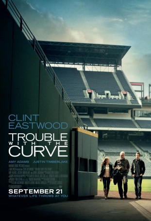 Trouble with the Curve 2012 poster