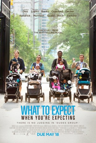 What to Expect When Youre Expecting 2012 poster